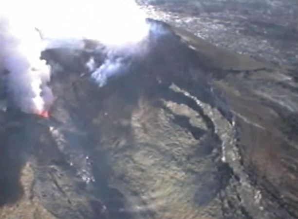 Hawaii Volcanot Video