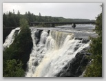 Kakabeka Falls Ontario with Helton and Dennis